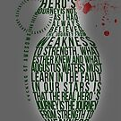 Grenade Typography by saycheese14