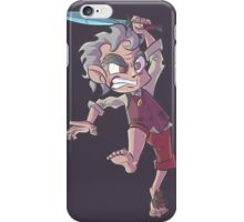 Old Hobbits Die Hard Dark iPhone Case/Skin