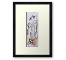 The Alchemy of Growth Framed Print
