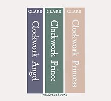 The Infernal Devices by Cassandra Clare by TheLovelyBooks