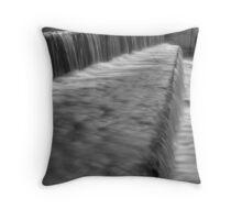 Overflow (detail #1) Throw Pillow