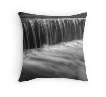 Overflow (detail #2) Throw Pillow
