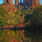 Cathedral Rock by KAREN SCHMIDT