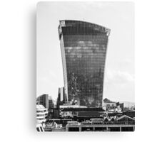 The Walkie Talkie Building, London Canvas Print