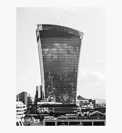 The Walkie Talkie Building, London Photographic Print