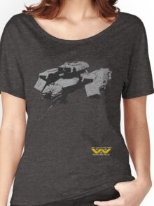 USCSS Nostromo Women's Relaxed Fit T-Shirt