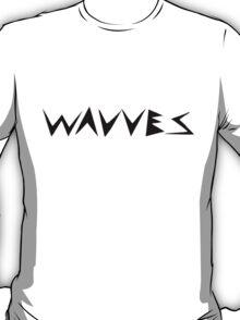Literally Wavves (Black) T-Shirt