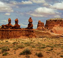 Sentinels by Barry Hobbs