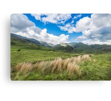 Old Man Of Coniston Canvas Print