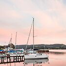 Lake Windermere at Sunset by Graham Prentice