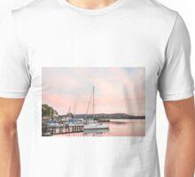 Lake Windermere at Sunset Unisex T-Shirt