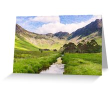 Warnscale Beck, Buttermere Greeting Card