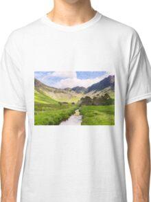 Warnscale Beck, Buttermere Classic T-Shirt