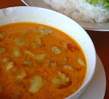 lamb curry by bayu harsa