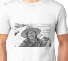 Thai Old Woman Unisex T-Shirt