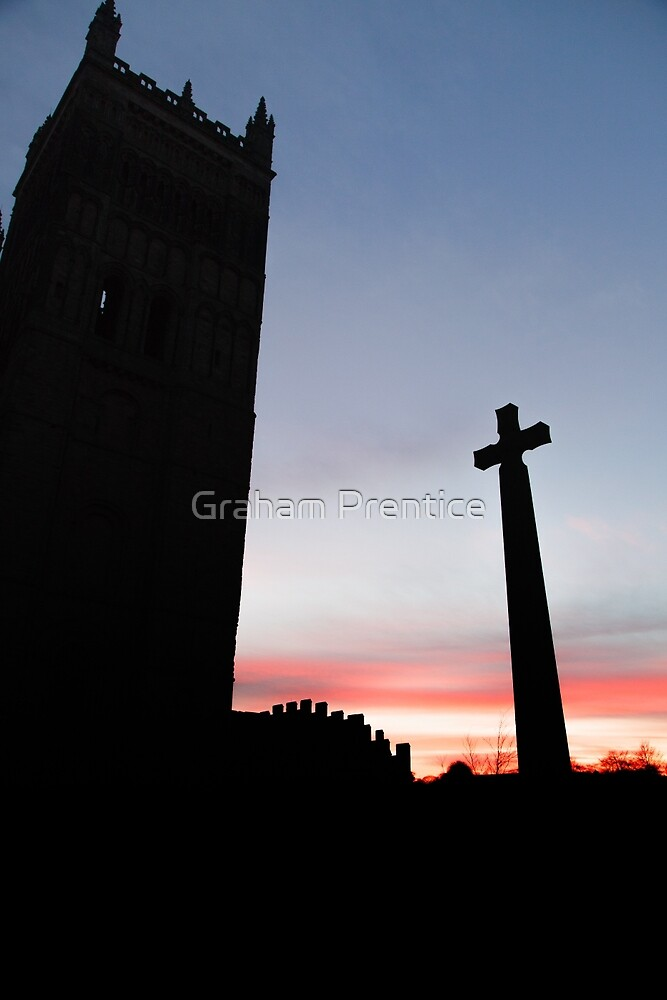 Durham Cathedral by Graham Prentice