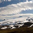 Snaefellsjokull by Pardus