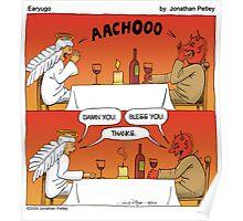 Devil sneeze Poster