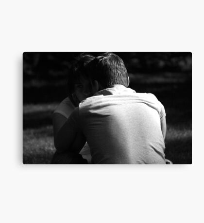 Loves Young Dream? Canvas Print