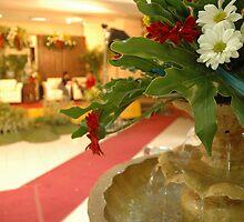 wedding flowers by bayu harsa