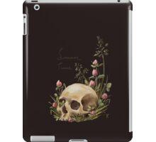 Summer skull iPad Case/Skin