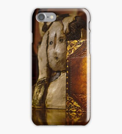 The Little Book of Very Deep Poetry iPhone Case/Skin