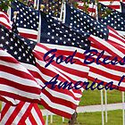 God Bless America by R&PChristianDesign &Photography