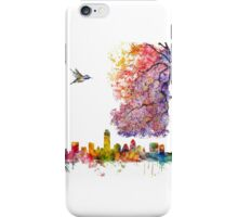 Austin Texas Skyline iPhone Case/Skin