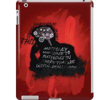 Hard-drive iPad Case/Skin