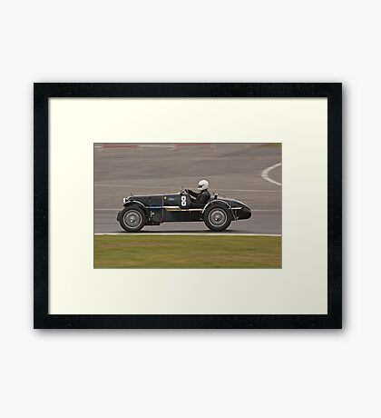 1935 MG KN Special Framed Print