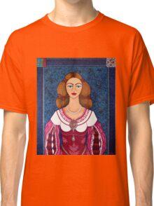 Ines de Castro - The love crowned Classic T-Shirt