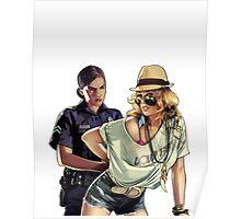 Naughty girl! Poster