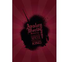 Avalon Poster 1 Photographic Print