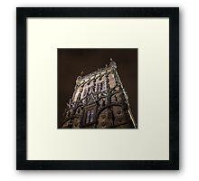 Prague - The Powder Tower Framed Print