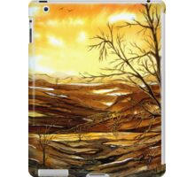 Sunrise Valley  iPad Case/Skin