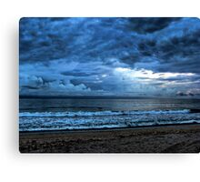 Sunrise Drama Canvas Print