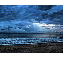 Sunrise Drama Photographic Print