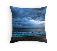 Sunrise Drama Throw Pillow