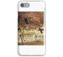 Prague - in the St Nicolas' cathedral iPhone Case/Skin
