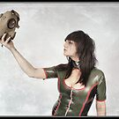 "Latex - ""Alas Poor Yorick"" by Imago-Mortis"