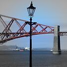Forth Rail Bridge * South Queensferry by ©The Creative  Minds