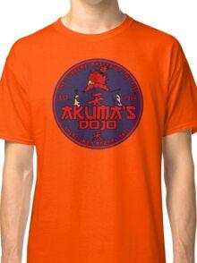 Red Demon dojo Classic T-Shirt
