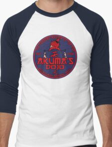 Red Demon dojo Men's Baseball ¾ T-Shirt