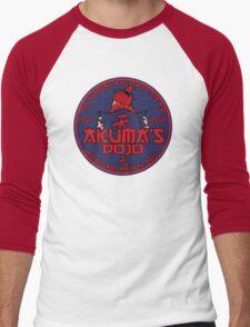 Red Demon dojo Men's Baseball ¾ T-Shirt