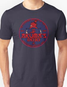 Red Demon dojo T-Shirt