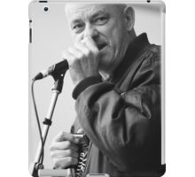 Chris Wilson iPad Case/Skin