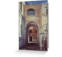 The Dominican Monastery Greeting Card