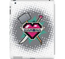 Heart Crest - Ramona iPad Case/Skin