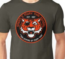 the god of muay thai dojo Unisex T-Shirt
