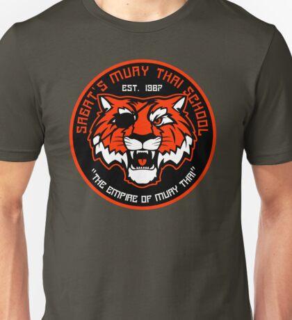 the god of muay thai dojo Unisex T-Shirt
